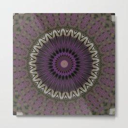 Some Other Mandala 276 Metal Print