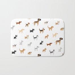 Lots of Cute Doggos Bath Mat