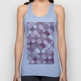 Abstract Construction VII (tiles) Unisex Tank Top