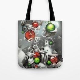 Unsure Tote Bag