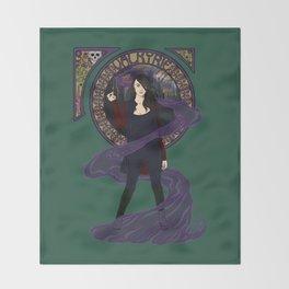 Valkyrie Throw Blanket