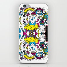 StreetArt iPhone & iPod Skin