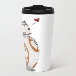 Droid Kisses Travel Mug