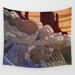 Dream Ride Wall Tapestry