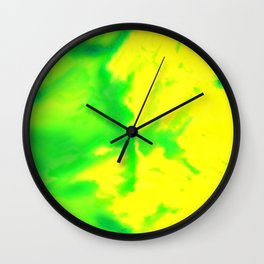 Thermonuclear Heat Wall Clock