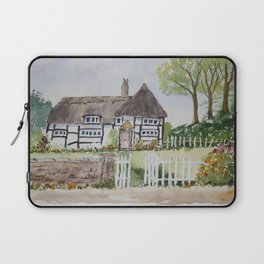 The picket fence Laptop Sleeve