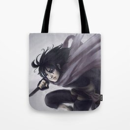 Vin in the Mists Tote Bag