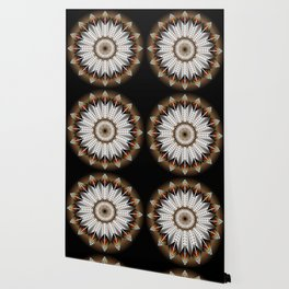 Feather Design Wallpaper