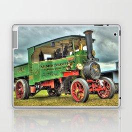 Foden Steam Wagon Laptop & iPad Skin