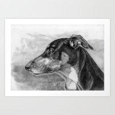 sh-Dog G2009sh Art Print