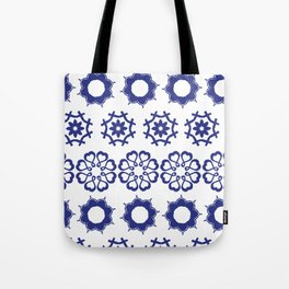 Mandala watercolor Tote Bag