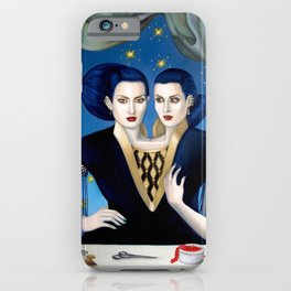 Daughters of Maternal Impression iPhone Case
