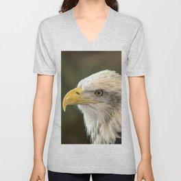 Columbia - Bald Eagle Unisex V-Neck