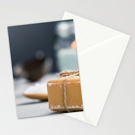 spa settings Stationery Cards