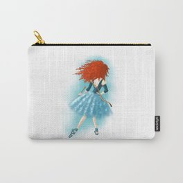 Red - Haired Lass Carry-All Pouch