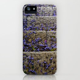 Natures Way iPhone Case