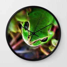Frailty Wall Clock