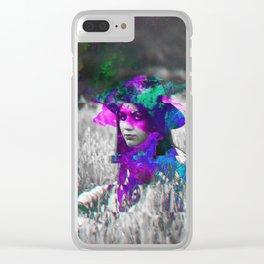 Glen Clear iPhone Case