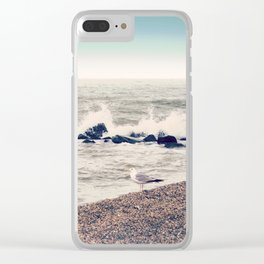 the Livingstons Clear iPhone Case