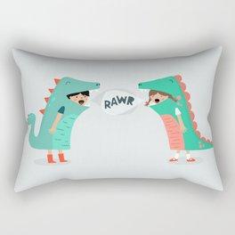 means 'I love you' Rectangular Pillow