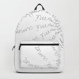 Mi Amor Backpack