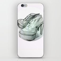 Shoe Fashion iPhone & iPod Skin