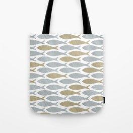 shoal of herring Tote Bag