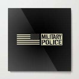 U.S. Military: Military Police Metal Print