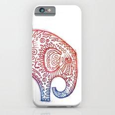 Elephants iPhone 6s Slim Case