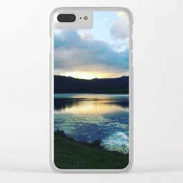 Ignition over submission Clear iPhone Case