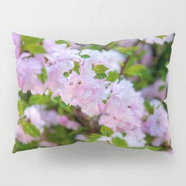 Double Flowering Plum Pillow Sham