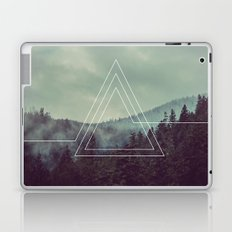 Forest Triangles Laptop & iPad Skin