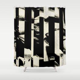 wabi sabi-05 Shower Curtain