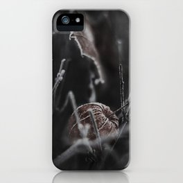 black frOst iPhone Case