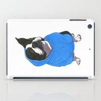 biggie smalls iPad Cases featuring Biggie by Shayna Piascik
