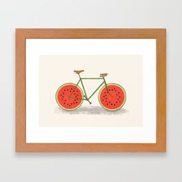Juicy Framed Art Print