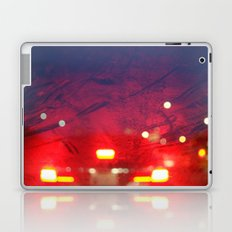 steamy car light bokeh Laptop & iPad Skin