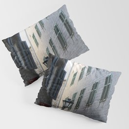 Travel photography I Old towen I Photo art made in Kotor I Art print Art print Pillow Sham