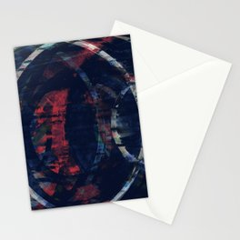 echoes in crepescule Stationery Cards