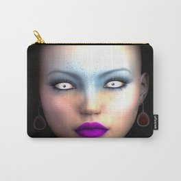 Ghost eyes Carry-All Pouch