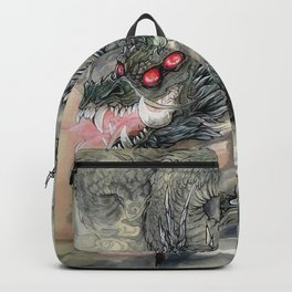 Candle Dragon Backpack