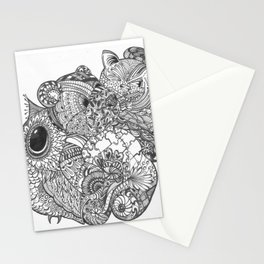 THE THREE AMIGOS....... Stationery Cards