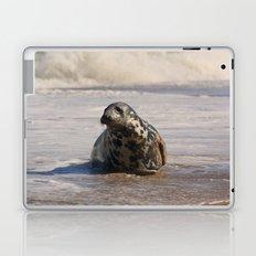 horsey seal Laptop & iPad Skin