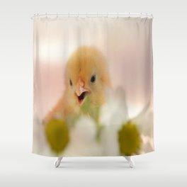 Wonderful animals World Shower Curtain