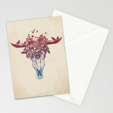 Dead summer Stationery Cards