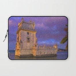 Torre de Belem, Lisbon Laptop Sleeve