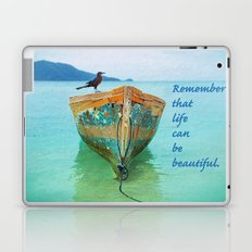 REMEMBER Laptop & iPad Skin