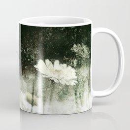 Daisy Love b&w, photography 2009 Coffee Mug