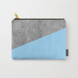 Geometry 101 Blue Raspberry Carry-All Pouch