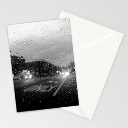 Rain in Ridgewood Stationery Cards